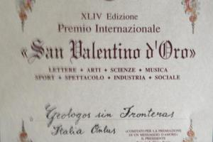 Premio San Valentino d'oro